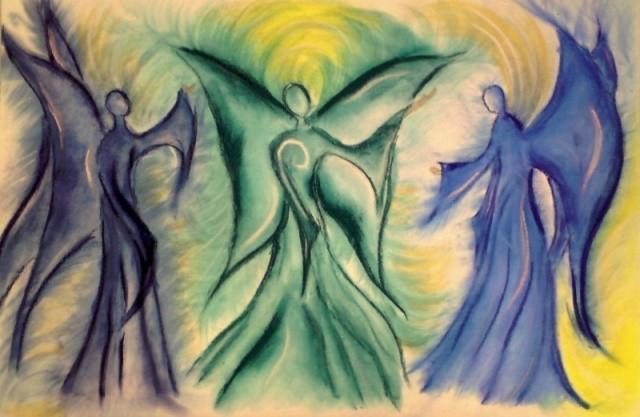 Engel der Dreifaltigkeit