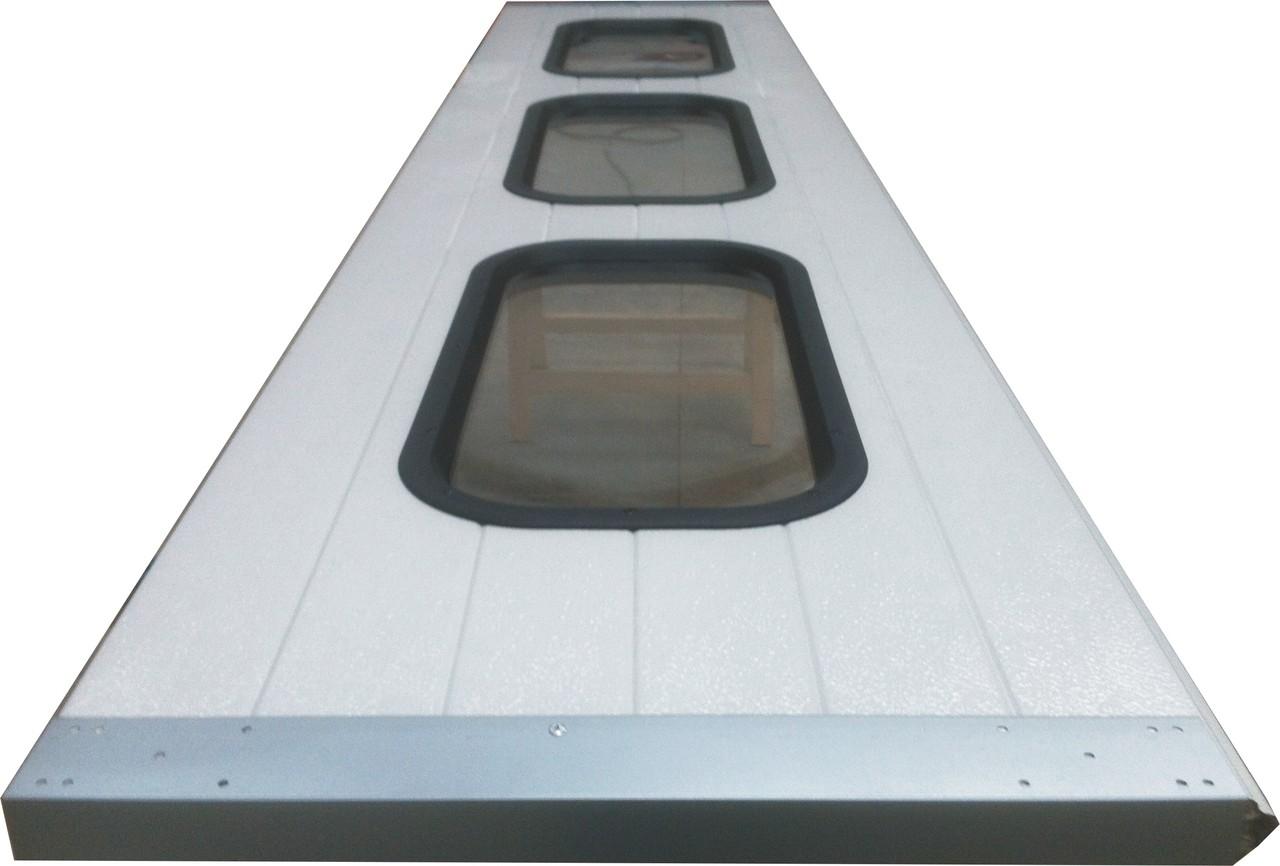 Panneaux pour porte portech portes sectionnelles - Porte sectionnelle hormann prix ...