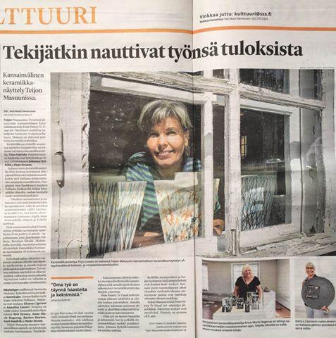Salo Finlandia luglio2016