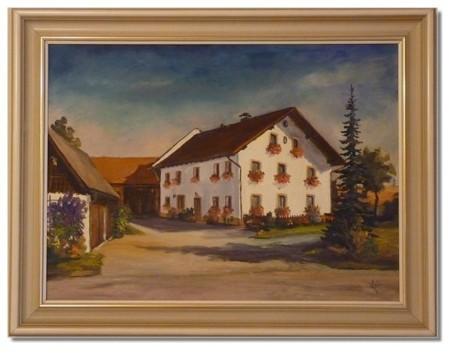 Moyerhof Eglsee bei Waldmünchen