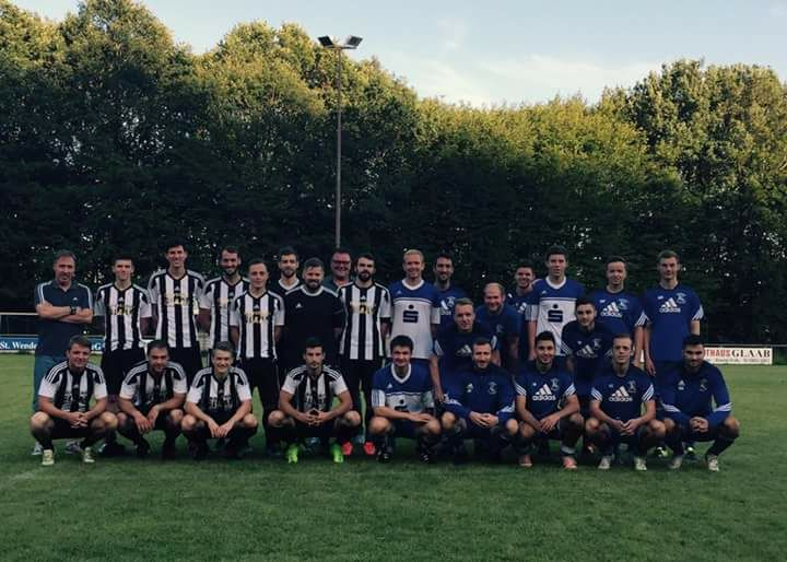 VfB Theley - DHI Cup Sieger 2017