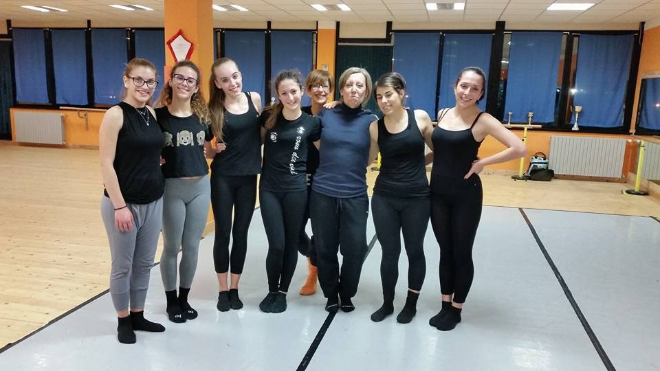 4 marzo lezione con Cristina Golin