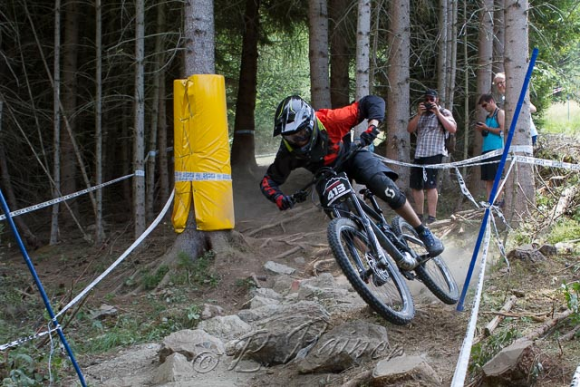 We all had a good race at CRANKWORX INNSBRUCK in a stacked worldcup field