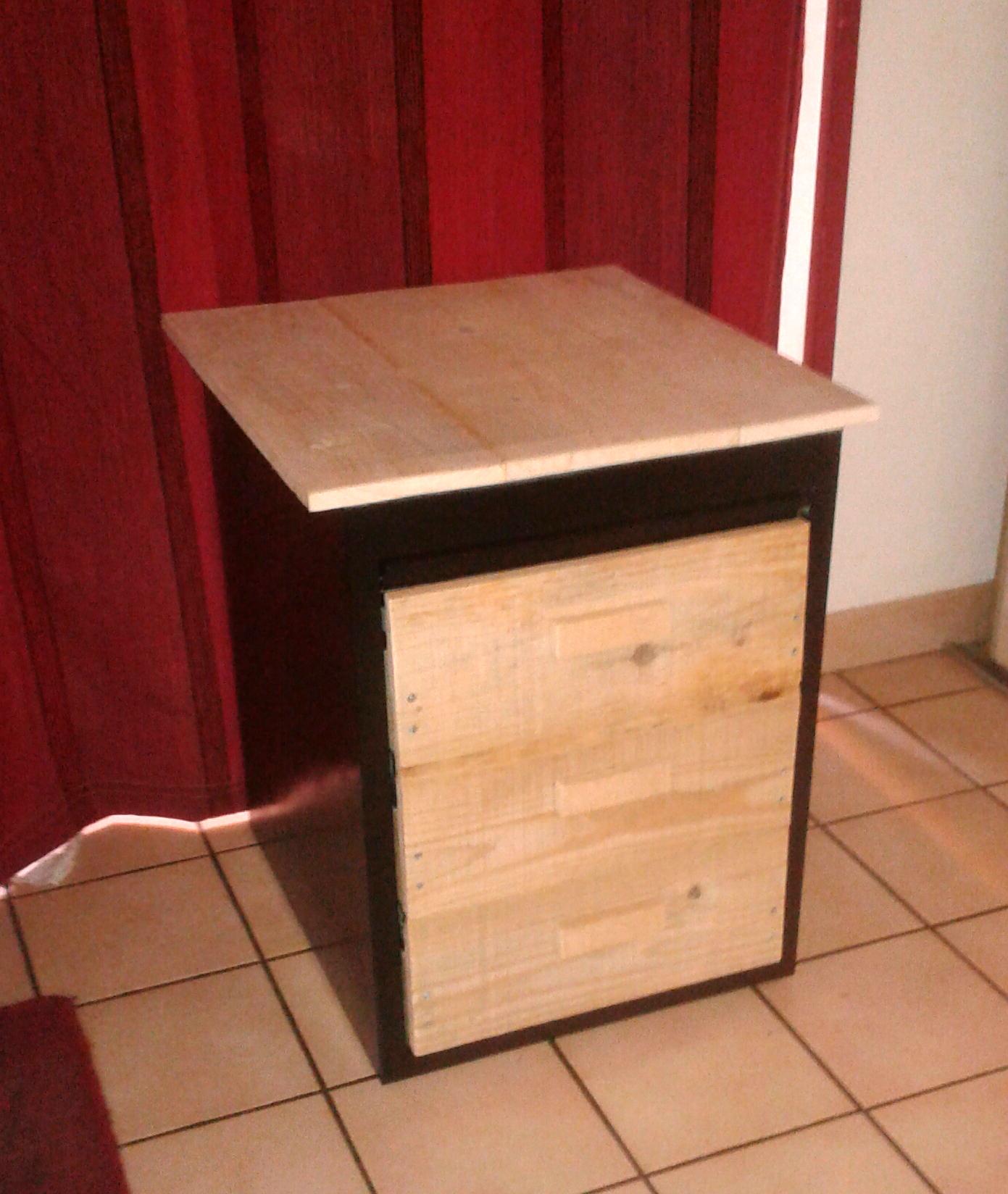 meuble touret interesting un touret retaper with meuble touret idee relooking meuble ides sur. Black Bedroom Furniture Sets. Home Design Ideas