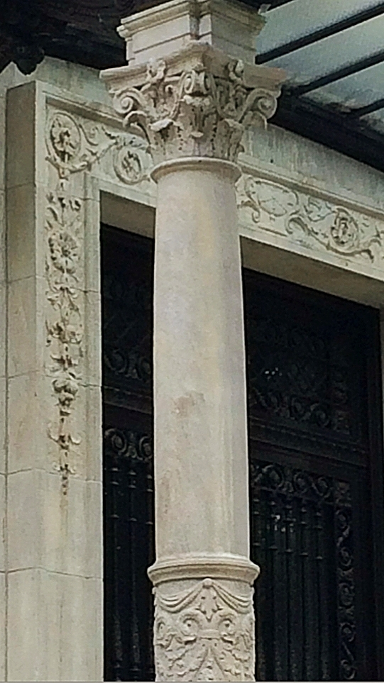 Corinthian column, Washington D.C.