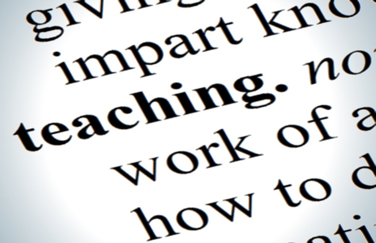 A checklist for assessing your own teaching practices and/or professional developmen