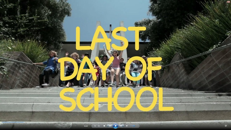 Last Day of School Stories