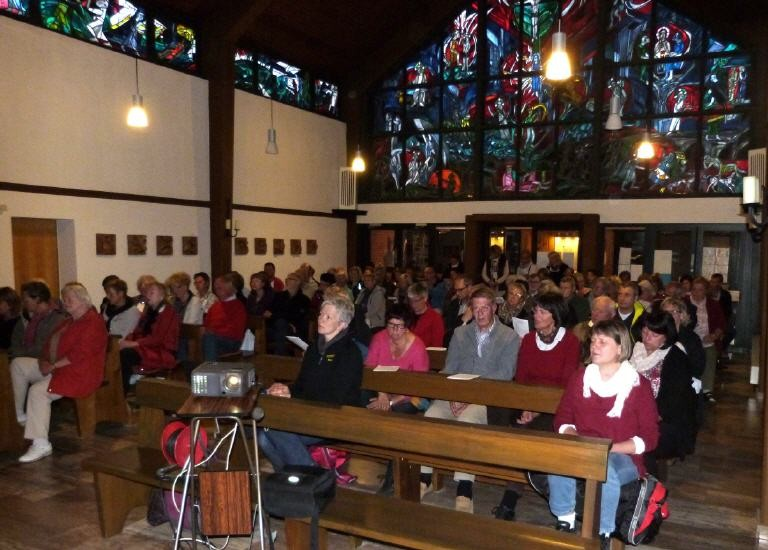 Eiderstedter Nacht der Kirchen, Juni 2014 in St. Peter-Ording