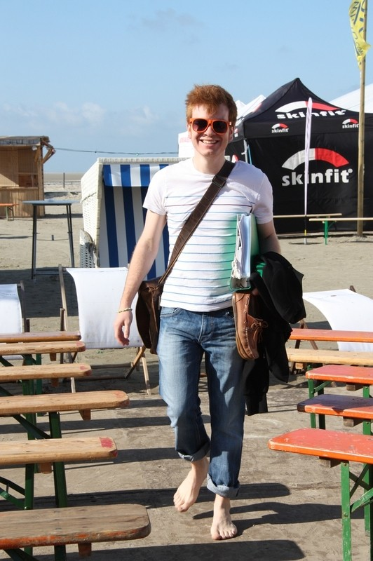 Open-Air-Gottesdienst am Ordinger Strand, 01.07.2012