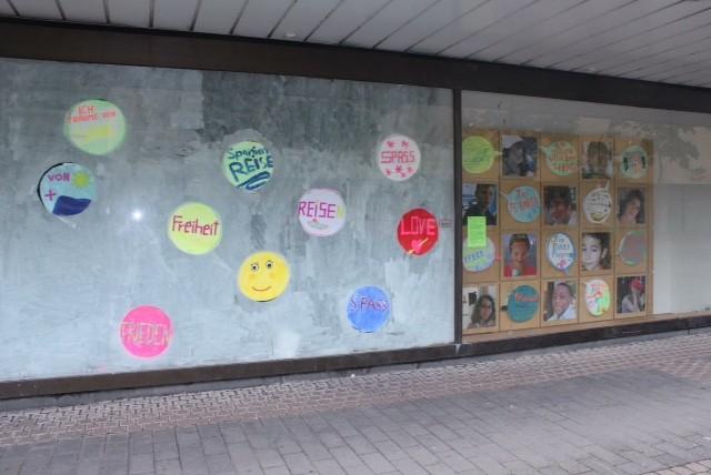 Kaufhaus der Träume, Glashütte Porz