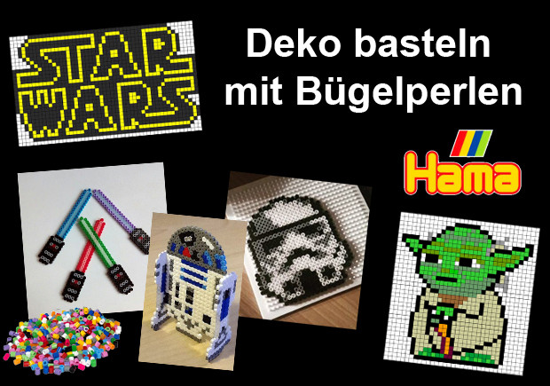 Hama star wars spielwaren kr ll for Star wars deko