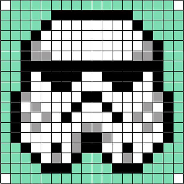 Spielwaren-Kröll - Hama - Vorlage - Storm Trooper