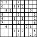 Sudoku für Fortgeschrittene = Rentabilitätsvorschau, Grafik: Wikimedia Commons