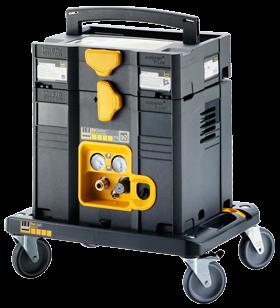 Schneider Systainer Kompressor Set Nagler