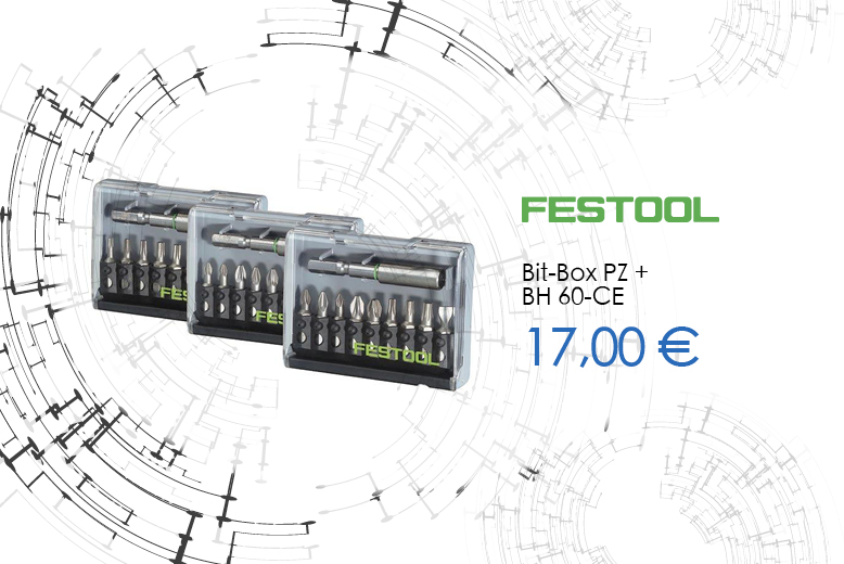 Festool Bit-Set