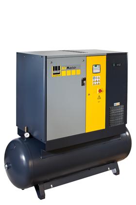 Schneider Schraubenkompressor
