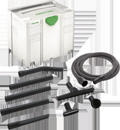 Festool Universal-Reinigungsset D36 Uni-RS-Plus