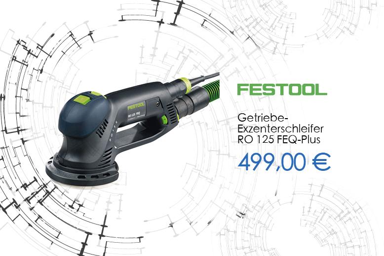 Festool Rotex RO 125 FEQ-Plus