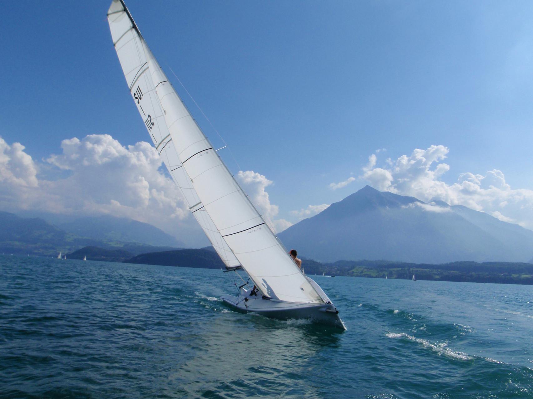 Master Class segeln...