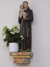 Juni 2014, Bonifatiusroute. In der Kirche St Simplicius und St Faustinus in Hainzell