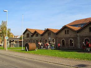 September 2014, Jockgrimer Ziegeleimuseum in einer ehemals renommierten Ziegelei