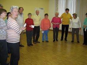 Mitgliederehrung Januar 2014
