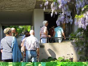 Mai 2014, Eingang zum Ernst-May-Haus