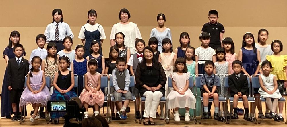 2018年「第9回おおさき音楽教室発表会」