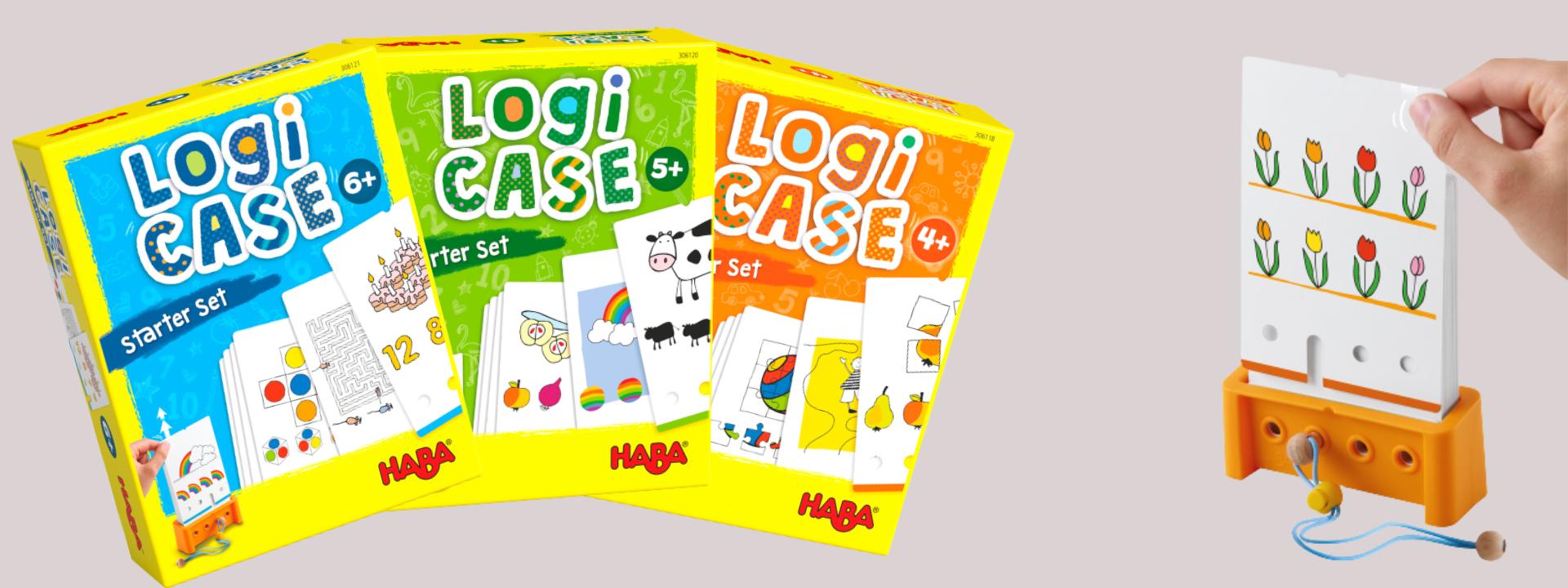 NEU: LogiCase von HABA