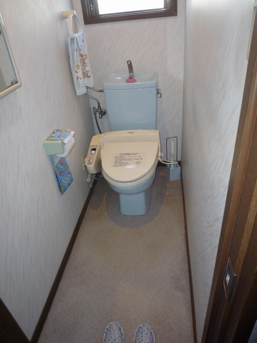 施工前 2Fトイレ