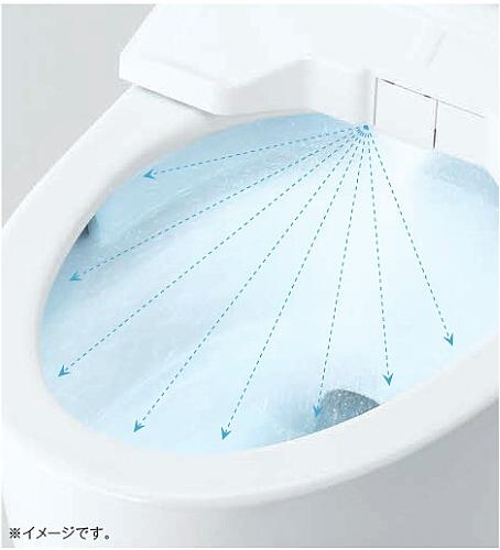 除菌水でキレイをキープ!