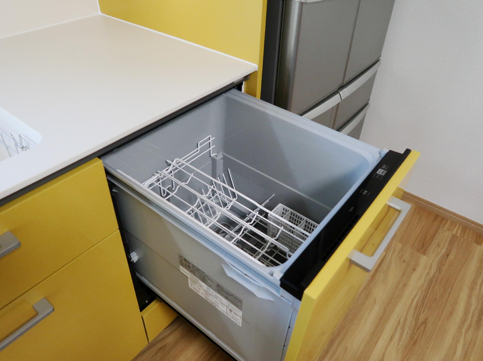 After 食器洗浄乾燥機