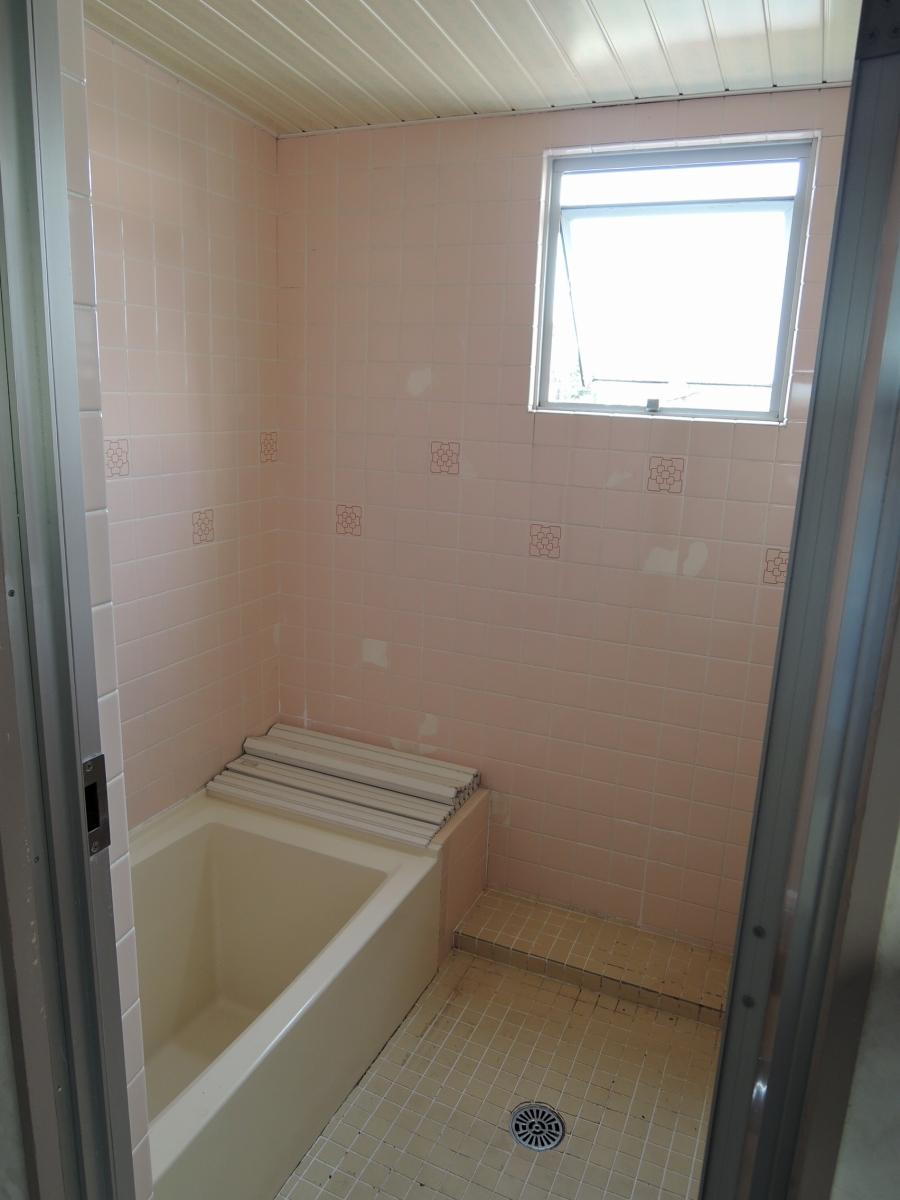 施工前 2階浴室