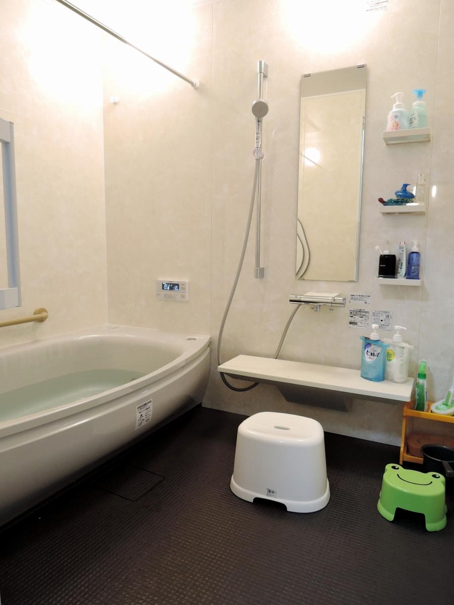 施工後 3階浴室