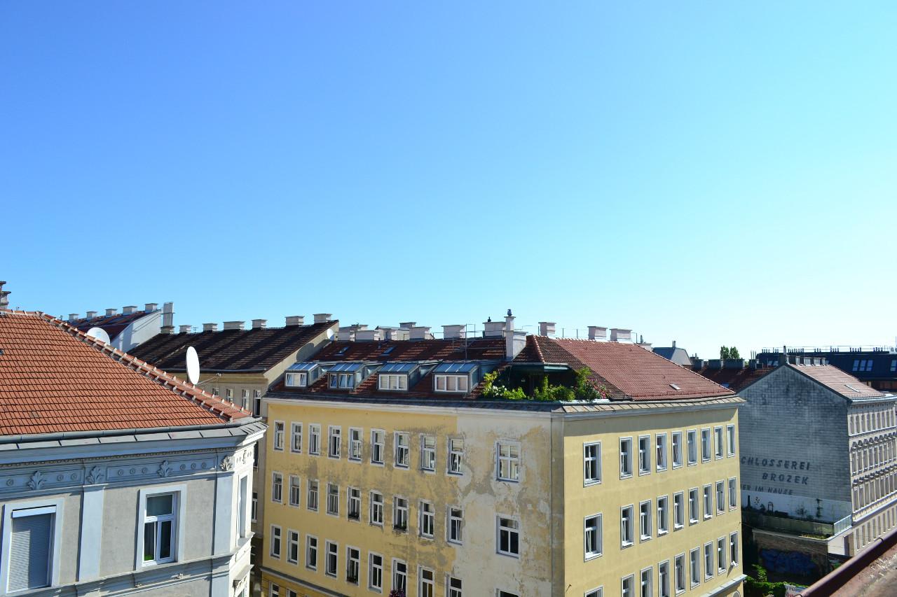 Aussicht Dachgeschoss