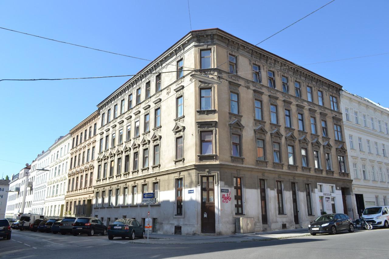 Gebäude Degengasse 67