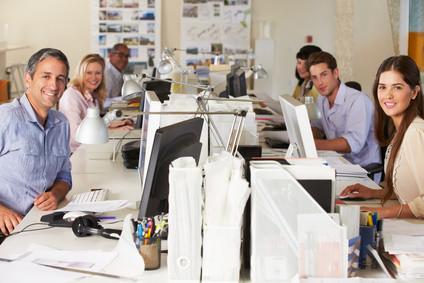 Teamcoaching für's Büro, am Arbeitsplatz