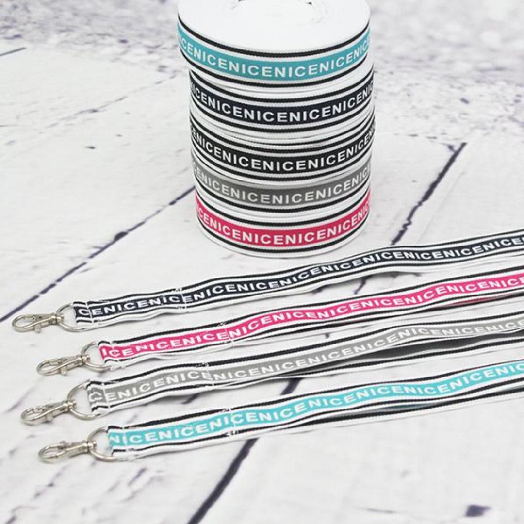 Very Nice - Ripsband Nice für Taschenträger und mehr