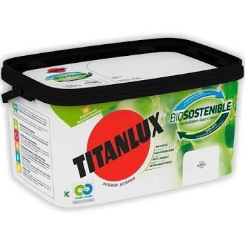 TITAN presenta TITANLUX BIOSOSTENIBLE