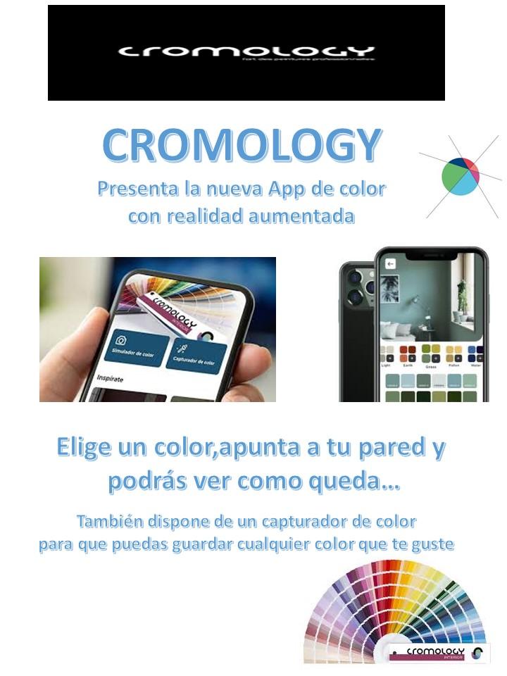 Nueva App Cromology