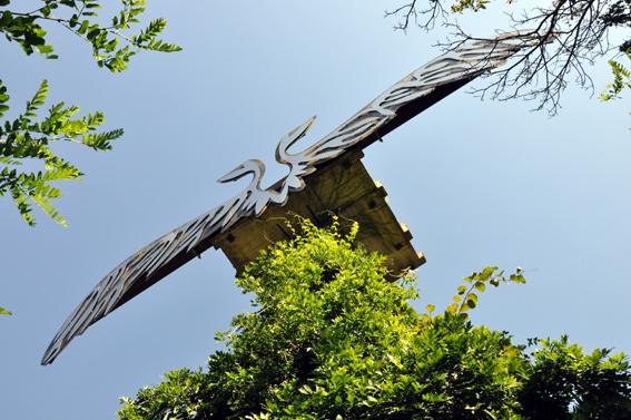 Flügel der Versöhnung - ali della riconciliazione   Bressanone 2009