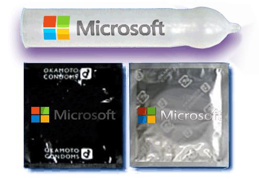 Microsoft Family Condom