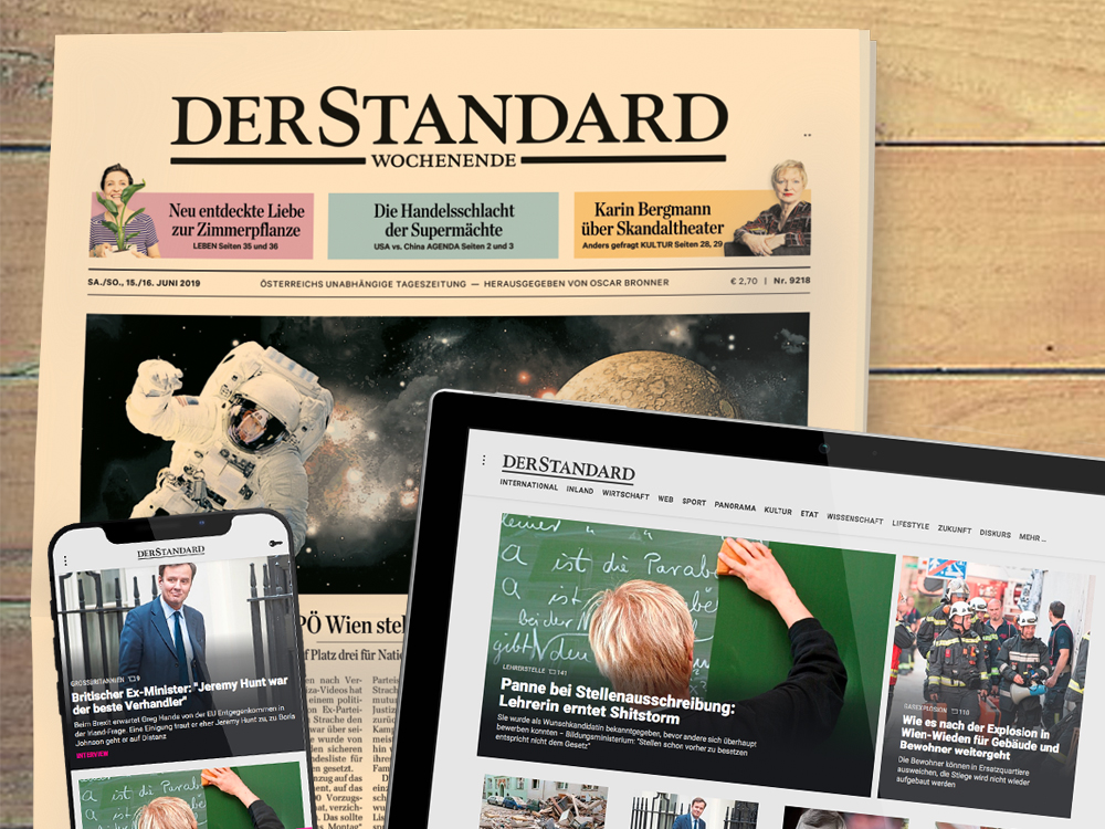 DER STANDARD: Trademark protection granted without proof of acquired distinctiveness