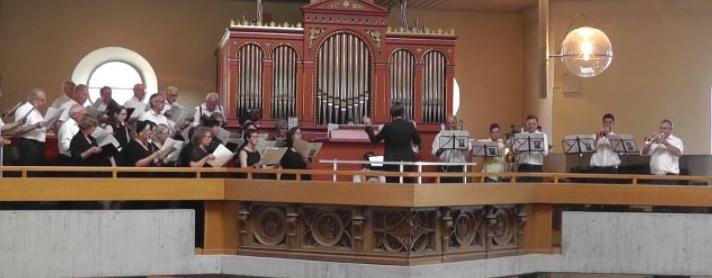 Wir über uns - Kirchenchor St  Columba Pfaffenweiler