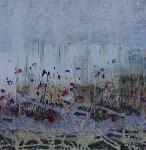 zonder titel 2, 50 x 50 cm acryl op doek