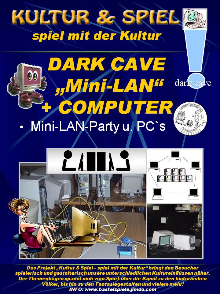 Mal eine MINI-LAN probieren?