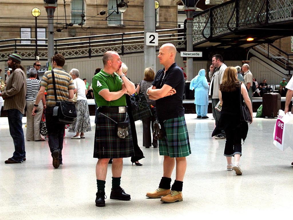 Scotch Men