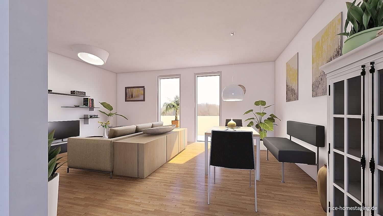 Wohnkonzepte visuell darstellen in 3D