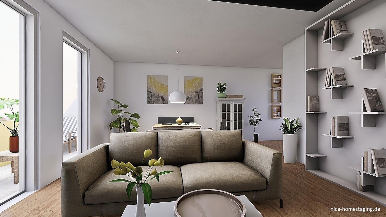 NICE 3D Visualisierung Immobilienmarketing