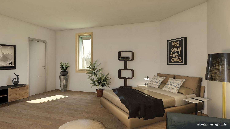 3D Innenraum-Visualisierung
